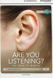 CDIR Level A1+. Are You Listening? The Sense of Hearing (Book with Online Access) - фото книги
