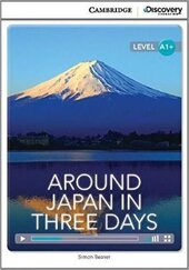 CDIR Level A1+. Around Japan in Three Days (Book with Online Access) - фото обкладинки книги