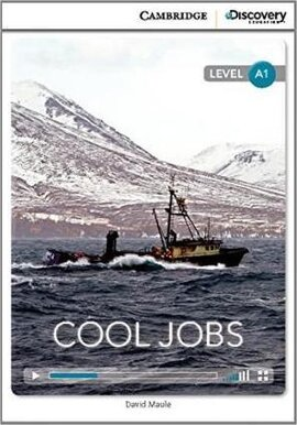 CDIR Level A1. Cool Jobs (Book with Online Access) - фото книги