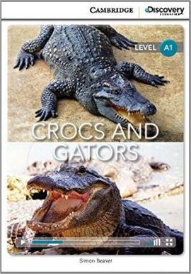 CDIR Level A1. Crocs and Gators (Book with Online Access) - фото книги