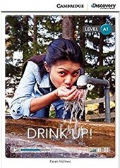CDIR Level A1. Drink Up! (Book with Online Access) - фото обкладинки книги