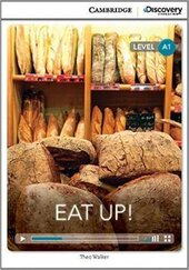 CDIR Level A1. Eat Up! (Book with Online Access) - фото обкладинки книги