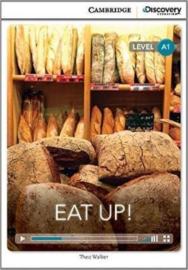 CDIR Level A1. Eat Up! (Book with Online Access) - фото книги