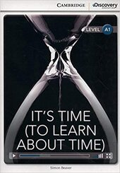 CDIR Level A1. It's Time: To Learn About Time (Book with Online Access) - фото обкладинки книги