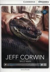CDIR Level A1. Jeff Corwin (Book with Online Access) - фото обкладинки книги