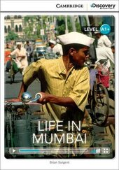 CDIR Level A1+. Life in Mumbai (Book with Online Access) - фото обкладинки книги