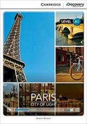 CDIR Level A1. Paris: City of Light (Book with Online Access) - фото обкладинки книги