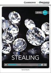 CDIR Level A1+. Stealing (Book with Online Access) - фото обкладинки книги