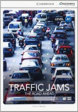 CDIR Level A1. Traffic Jams: The Road Ahead (Book with Online Access) - фото книги