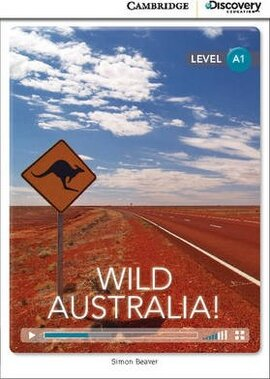 CDIR Level A1. Wild Australia! (Book with Online Access) - фото книги
