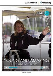 CDIR Level A1+. Young and Amazing: Teens at the Top (Book with Online Access) - фото обкладинки книги