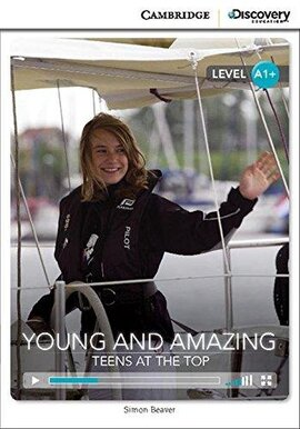 CDIR Level A1+. Young and Amazing: Teens at the Top (Book with Online Access) - фото книги