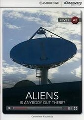 CDIR Level A2. Aliens: Is Anybody Out There? (Book with Online Access) - фото обкладинки книги