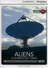 CDIR Level A2. Aliens: Is Anybody Out There? (Book with Online Access) - фото книги
