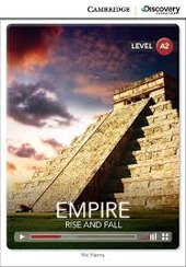 CDIR Level A2. Empire: Rise and Fall (Book with Online Access) - фото обкладинки книги