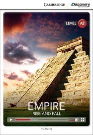 CDIR Level A2. Empire: Rise and Fall (Book with Online Access) - фото книги