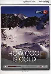 CDIR Level A2. How Cool is Cold! (Book with Online Access) - фото обкладинки книги