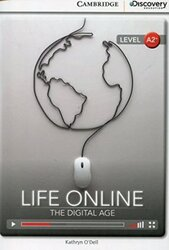 CDIR Level A2+. Life Online: The Digital Age (Book with Online Access) - фото обкладинки книги