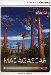 CDIR Level A2. Madagascar (Book with Online Access) - фото обкладинки книги