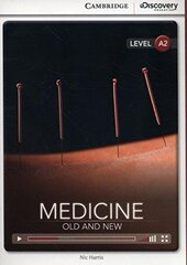 CDIR Level A2. Medicine: Old and New (Book with Online Access) - фото обкладинки книги