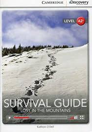 CDIR Level A2+. Survival Guide: Lost in the Mountains (Book with Online Access) - фото книги
