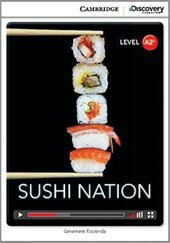 CDIR Level A2+. Sushi Nation (Book with Online Access) - фото обкладинки книги