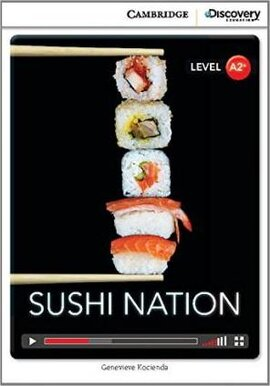CDIR Level A2+. Sushi Nation (Book with Online Access) - фото книги