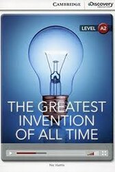 CDIR Level A2. The Greatest Invention of All Time (Book with Online Access) - фото обкладинки книги