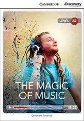 CDIR Level A2. The Magic of Music (Book with Online Access) - фото обкладинки книги