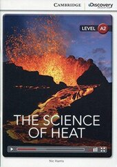 CDIR Level A2. The Science of Heat (Book with Online Access) - фото обкладинки книги