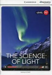 CDIR Level A2+. The Science of Light (Book with Online Access) - фото обкладинки книги
