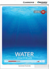 CDIR Level A2. Water: Vital for Life (Book with Online Access) - фото обкладинки книги