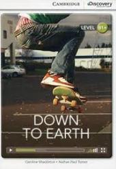 CDIR Level B1+. Down to Earth (Book with Online Access) - фото обкладинки книги