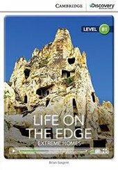 CDIR Level B1. Life on the Edge: Extreme Homes (Book with Online Access) - фото обкладинки книги