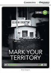 CDIR Level B1. Mark Your Territory (Book with Online Access) - фото обкладинки книги