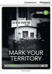 CDIR Level B1. Mark Your Territory (Book with Online Access) - фото обкладинки книги