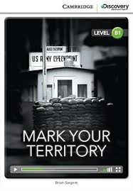 CDIR Level B1. Mark Your Territory (Book with Online Access) - фото книги