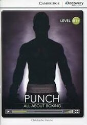 CDIR Level B1+. Punch: All About Boxing  (Book with Online Access) - фото обкладинки книги