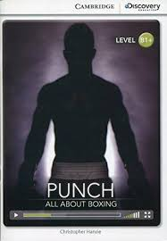 CDIR Level B1+. Punch: All About Boxing  (Book with Online Access) - фото книги