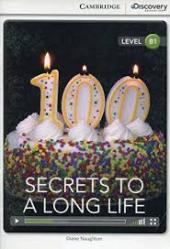 CDIR Level B1. Secrets to a Long Life (Book with Online Access) - фото обкладинки книги