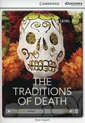 CDIR Level B1+. The Traditions of Death (Book with Online Access) - фото обкладинки книги