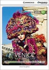 CDIR Level B1. Venice: The Floating City (Book with Online Access) - фото обкладинки книги