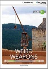 CDIR Level B1. Weird Weapons (Book with Online Access) - фото обкладинки книги