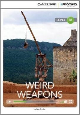 CDIR Level B1. Weird Weapons (Book with Online Access) - фото книги