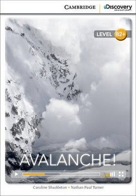 CDIR Level B2+. Avalanche! (Book with Online Access) - фото книги