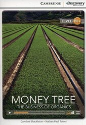 CDIR Level B2+. Money Tree: The Business of Organics (Book with Online Access) - фото обкладинки книги