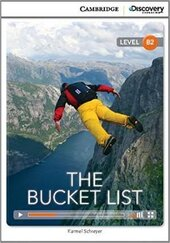 CDIR Level B2. The Bucket List (Book with Online Access) - фото обкладинки книги