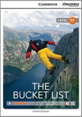 CDIR Level B2. The Bucket List (Book with Online Access) - фото книги