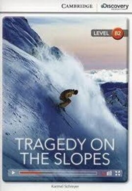 CDIR Level B2. Tragedy on the Slopes (Book with Online Access) - фото книги