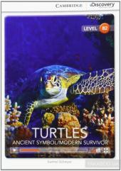 CDIR Level B2. Turtles: Ancient Symbol/Modern Survivor (Book with Online Access) - фото обкладинки книги